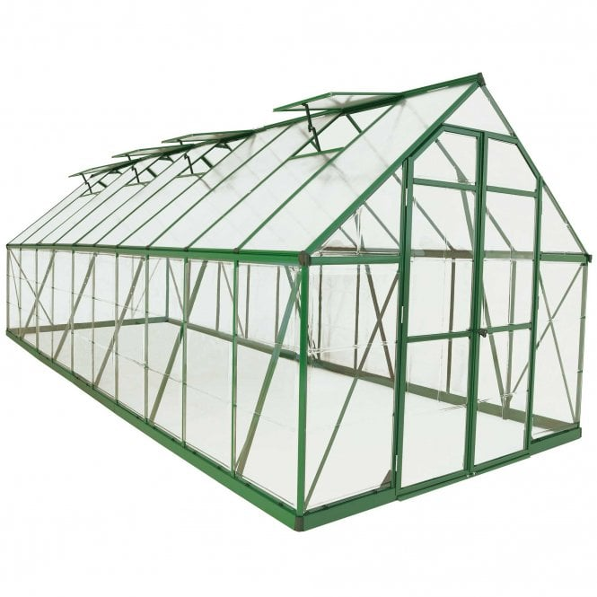 Click to view product details and reviews for Balance 8ft X20ft Green Greenhouse.