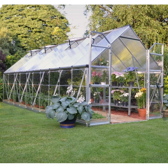 Click to view product details and reviews for Balance 8ft X20ft Silver Greenhouse.
