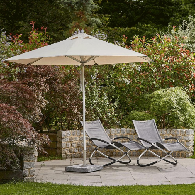 Click to view product details and reviews for Bambrella Santa Ana 30m Round Spuncrylic Parasol.
