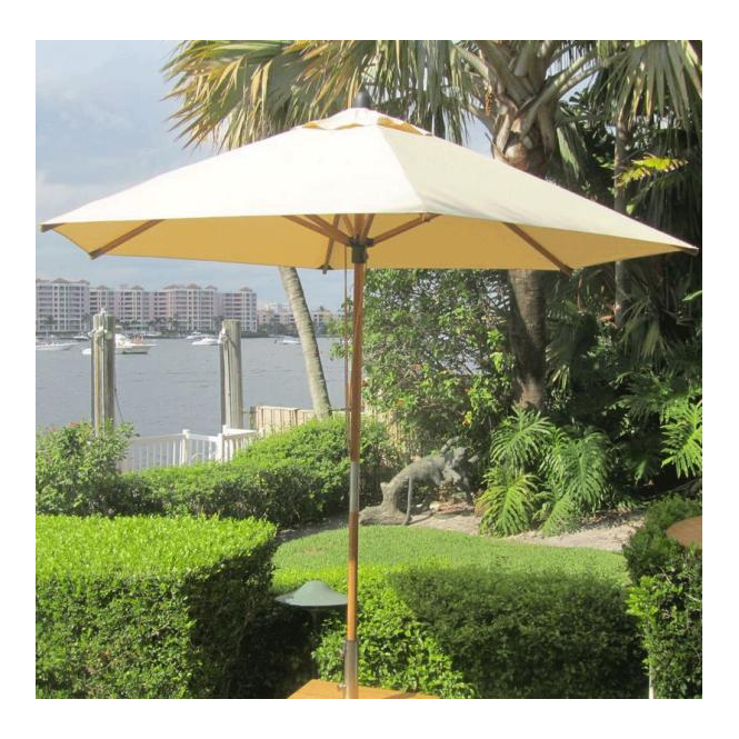 Click to view product details and reviews for Bambrella Sirocco 20m Square Spuncrylic Parasol.