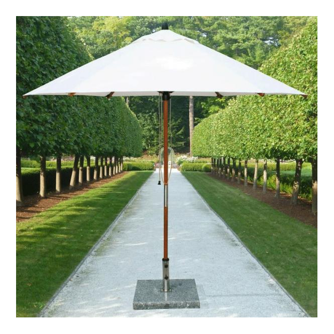 Click to view product details and reviews for Bambrella Sirocco 27m Round Spuncrylic Parasol.