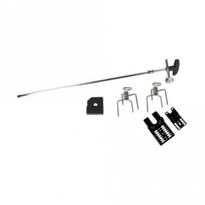 Click to view product details and reviews for Battery Bbq Rotisserie Kit.