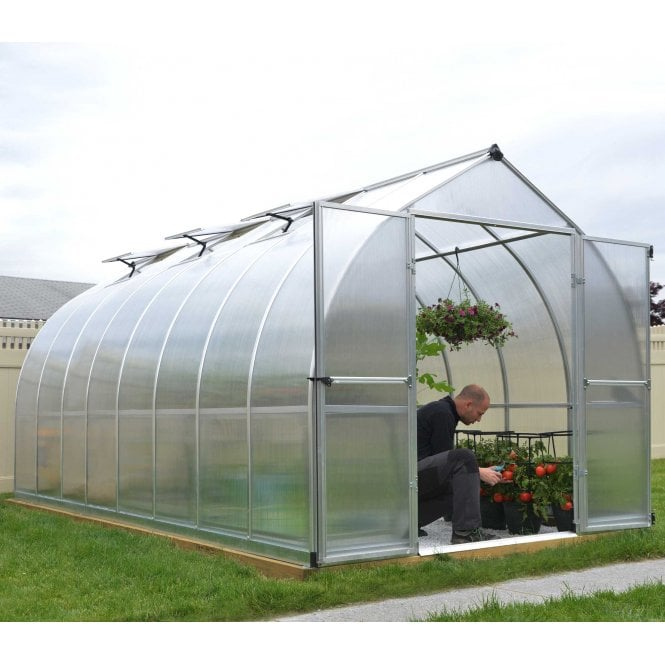 Click to view product details and reviews for Bella 8ft X 16ft Greenhouse.