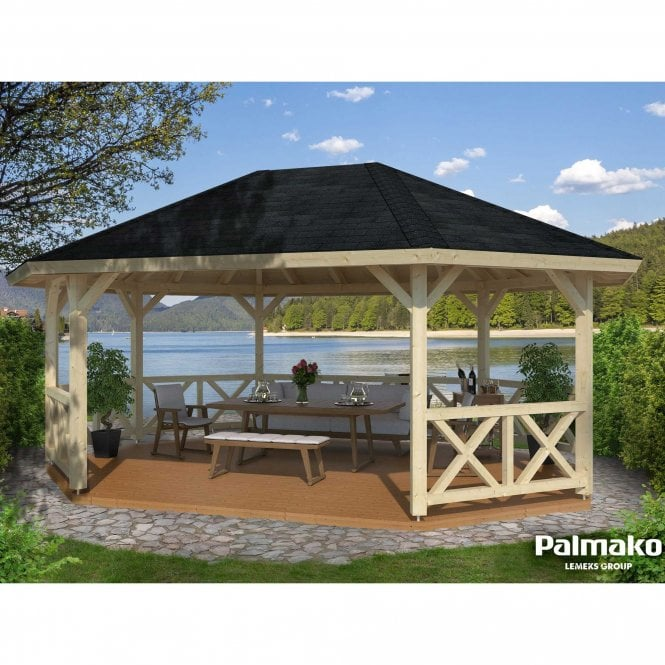 Click to view product details and reviews for Betty 250m² Pavillion.