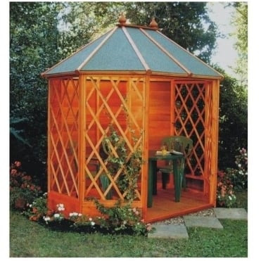 Brampton Summer Gazebo