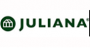 Juliana Compact Greenhouse 7ft x 7ft (Anthracite) FREE Staging, Shelf and Autovent until May 2018
