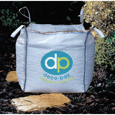 Bulk Bag Decorative Bark