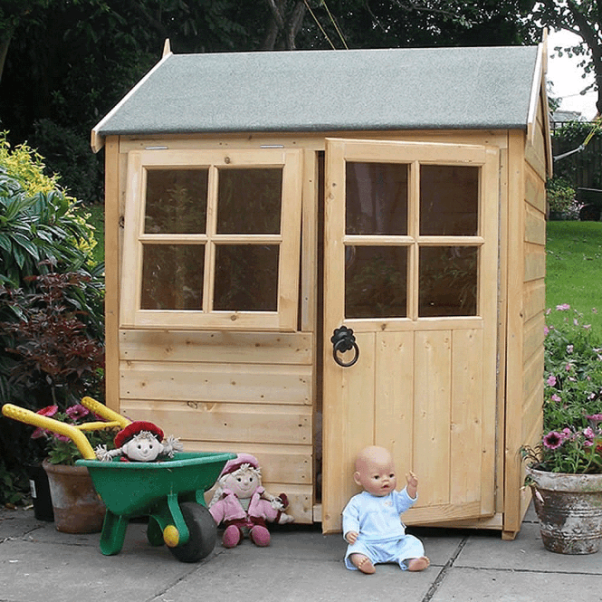 Click to view product details and reviews for Bunny Playhouse 4 X 4.