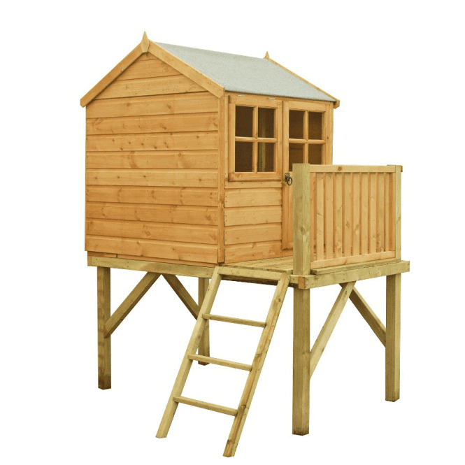 Click to view product details and reviews for Bunny Playhouse With Platform.