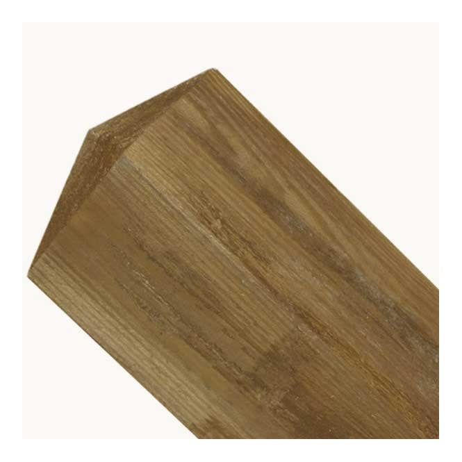 Click to view product details and reviews for Burbage Iron Craft 150mm X 150mm Wooden Post Pyramid Top.