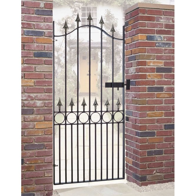 Click to view product details and reviews for Burbage Iron Craft Balmoral Tall Single Gate.