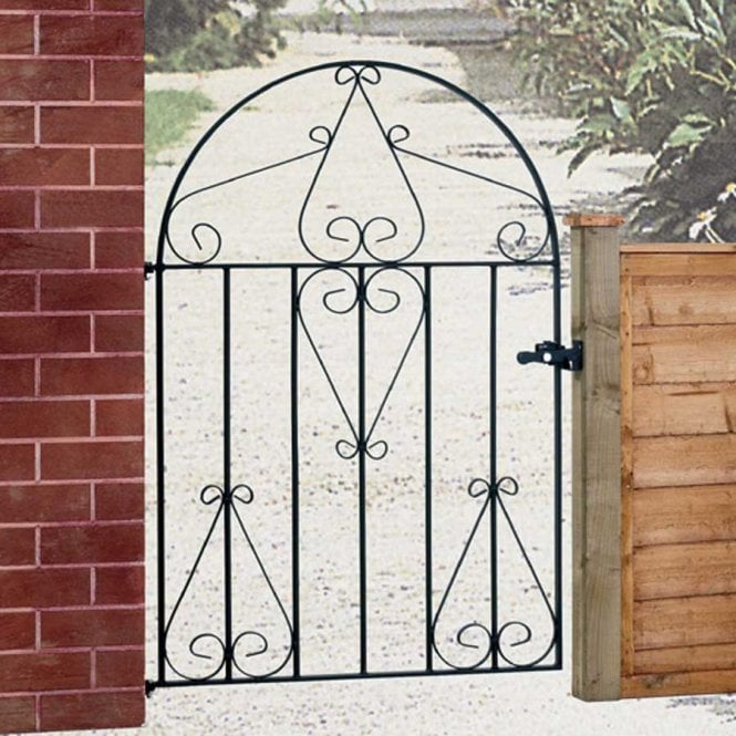 Burbage Iron Craft Classic Low Bow Single Gate