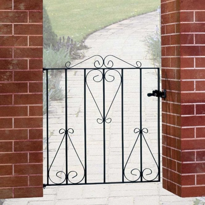 Burbage Iron Craft Classic Single Gate
