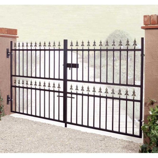 Click to view product details and reviews for Burbage Iron Craft Corfe Double Gate.