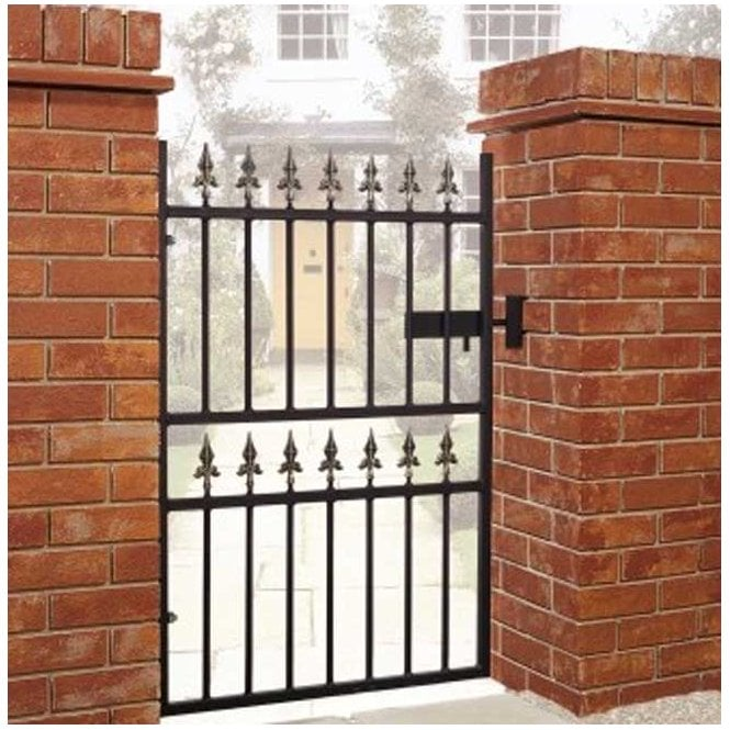 Click to view product details and reviews for Burbage Iron Craft Corfe Single Gate.
