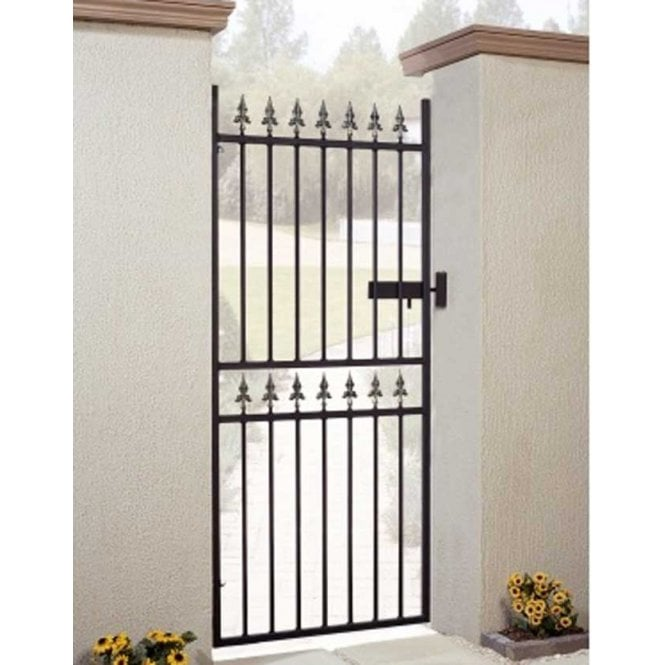 Click to view product details and reviews for Burbage Iron Craft Corfe Tall Singe Gate.