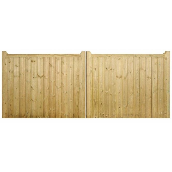 Click to view product details and reviews for Burbage Iron Craft Drayton Low Double Gate.