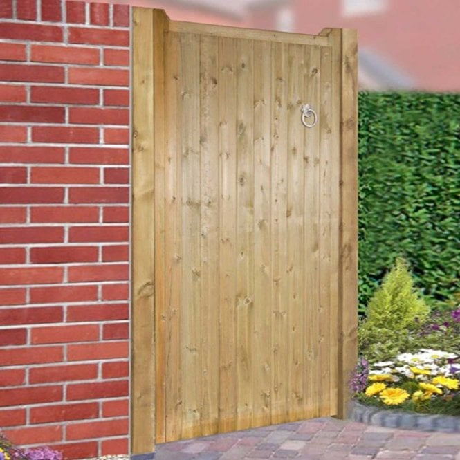 Click to view product details and reviews for Burbage Iron Craft Drayton Medium Single Gate.