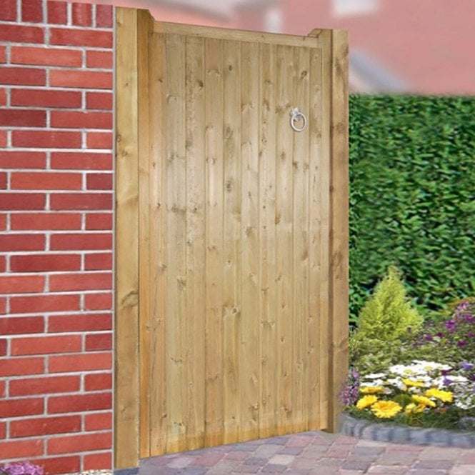 Click to view product details and reviews for Burbage Iron Craft Drayton Tall Single Gate.