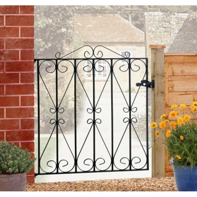 Burbage Iron Craft Regent Low Single Gate