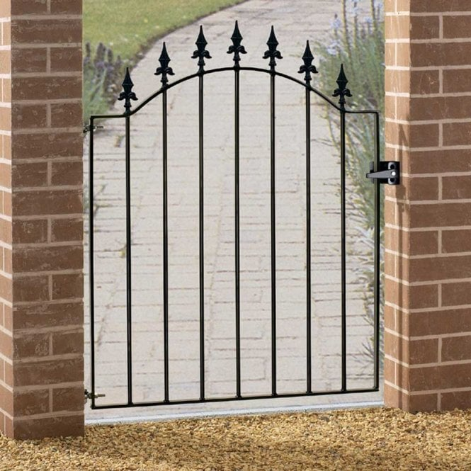 Burbage Iron Craft Warwick Single Gate