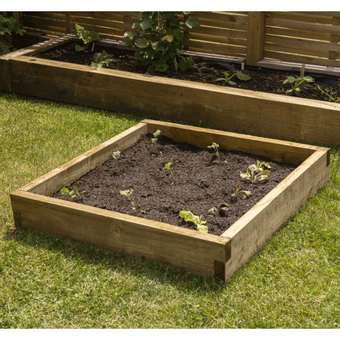 Click to view product details and reviews for Caledonian Compact Raised Bed 900mm X 900mm.