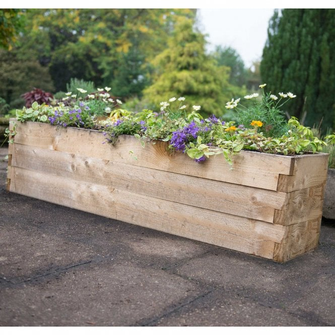 Click to view product details and reviews for Caledonian Raised Bed Planter 18m X 045m.