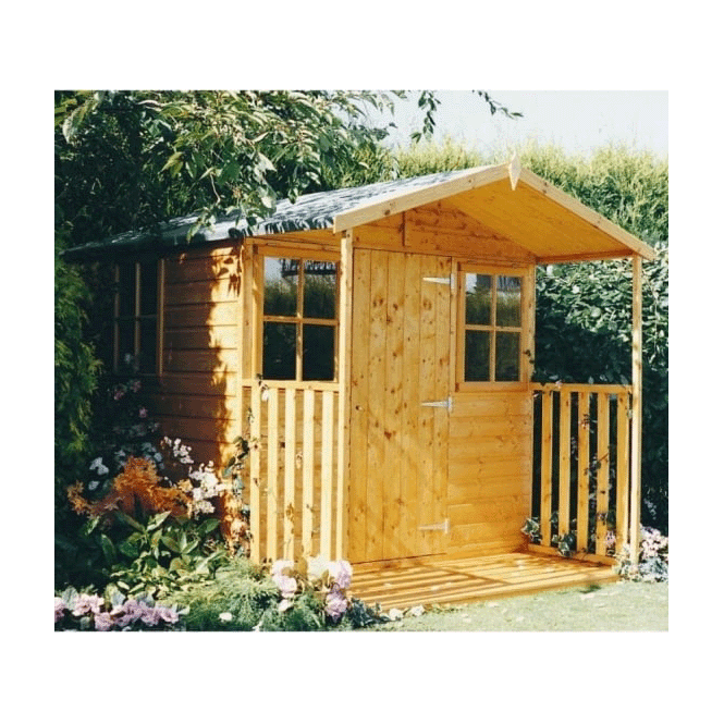 Click to view product details and reviews for Casita Shed Summerhouse With Veranda.
