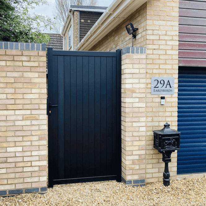 Click to view product details and reviews for Chalfont Aluminium Pedestrian Gate.