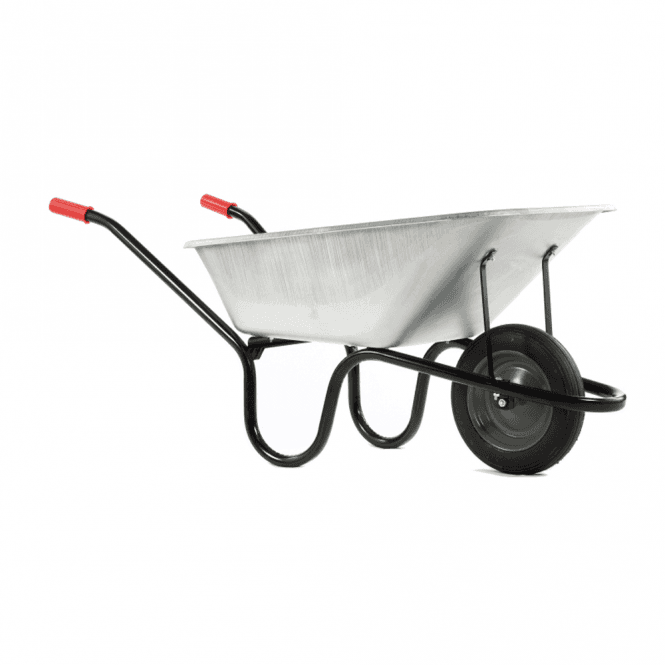 Click to view product details and reviews for Chillington County 120ltr Wheelbarrow Galvanised.
