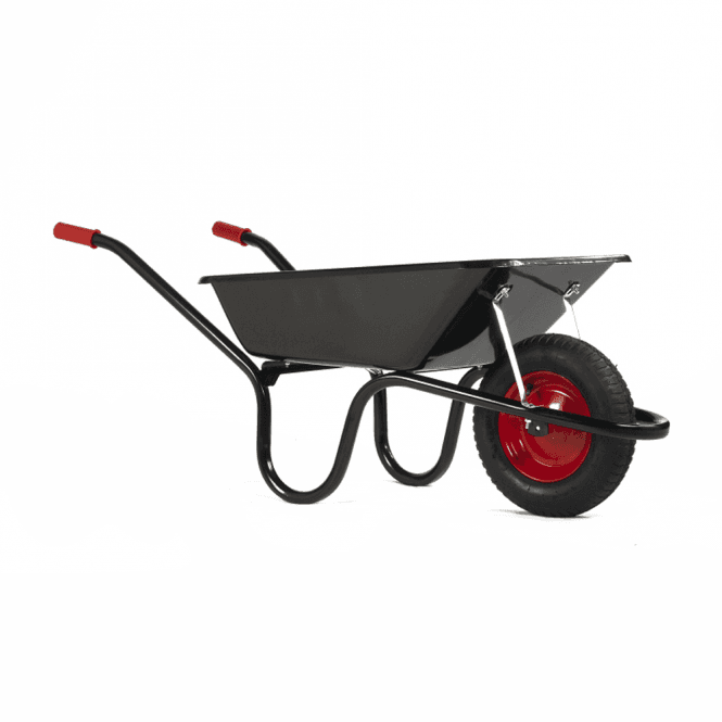 Chillington Camden Classic 85ltr Wheelbarrow Black