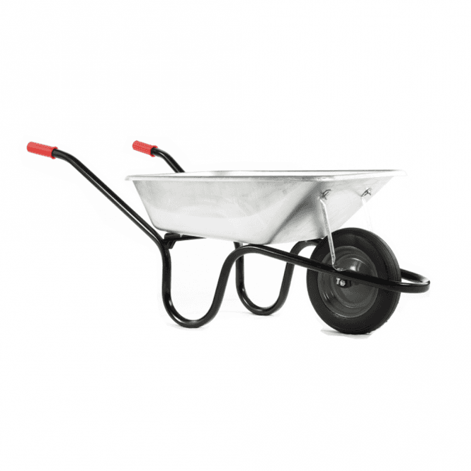 Click to view product details and reviews for Chillington Camden Classic 85ltr Wheelbarrow Galvanised.