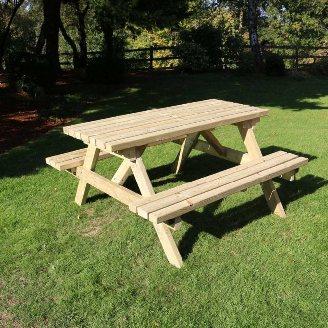 Click to view product details and reviews for Churnet Vallet 1500 Deluxe Picnic Table.