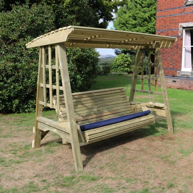 Click to view product details and reviews for Churnet Valley Antoinette 3 Seat Swing.