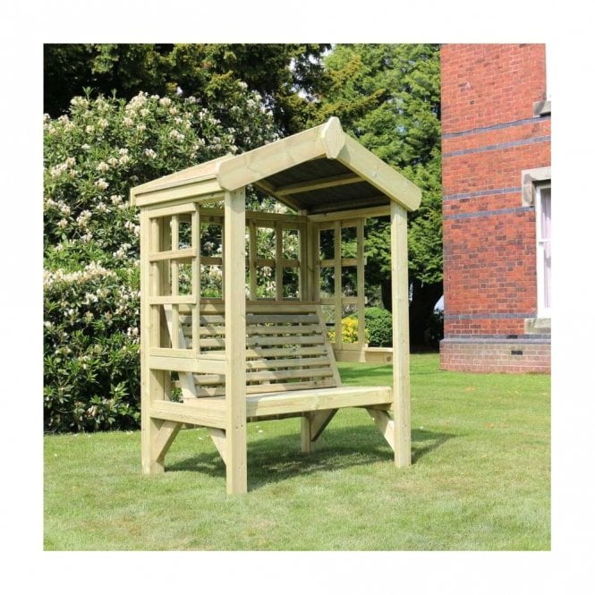 Click to view product details and reviews for Churnet Valley Cottage Arbour And Trellis.