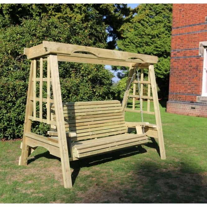 Click to view product details and reviews for Churnet Valley Cottage Swing 3 Seat.