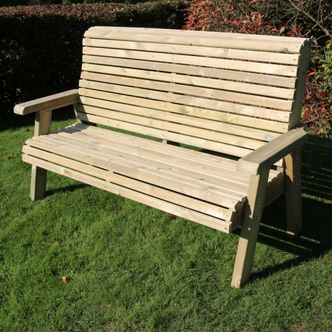 Click to view product details and reviews for Churnet Valley Ergo 3 Seater Bench.