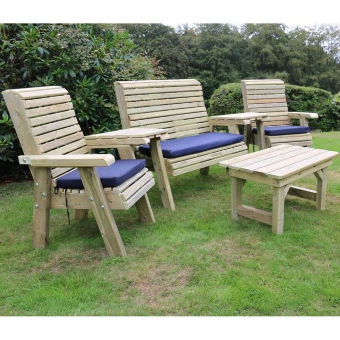Churnet Valley Multi Set And Coffee Table