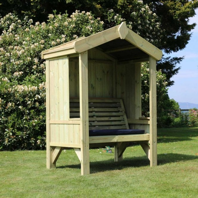 Click to view product details and reviews for Churnet Valley Two Seater Cottage Arbour.