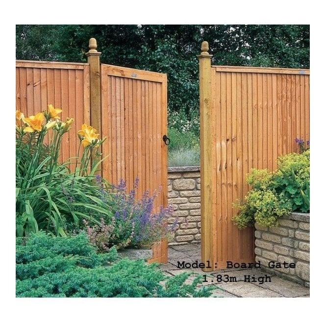 Click to view product details and reviews for Closeboard Garden Gate 183m High.