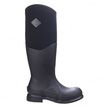 Colt Rider Boots in Black