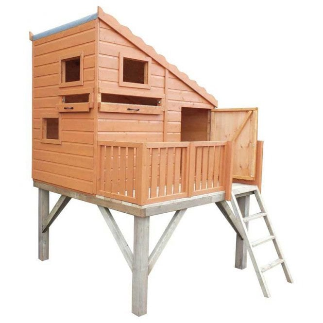 Click to view product details and reviews for Command Post Playhouse With Platform.
