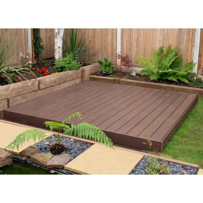 Click to view product details and reviews for Composite Pennine Millstone Deck Kit.