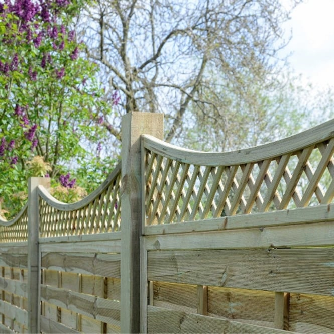Click to view product details and reviews for Concave Lattice Trellis.