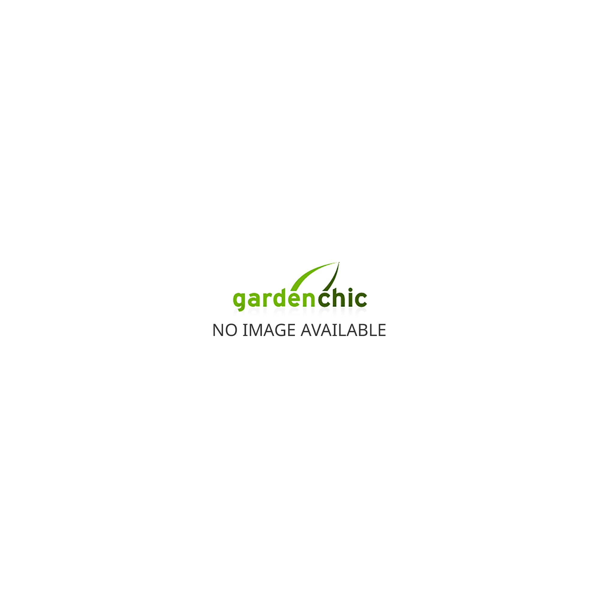 Contemporary Double Slatted Fence Panel 6 X 3
