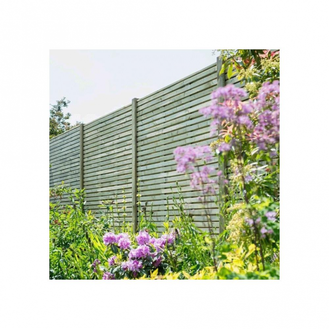 Click to view product details and reviews for Contemporary Fence Panel.