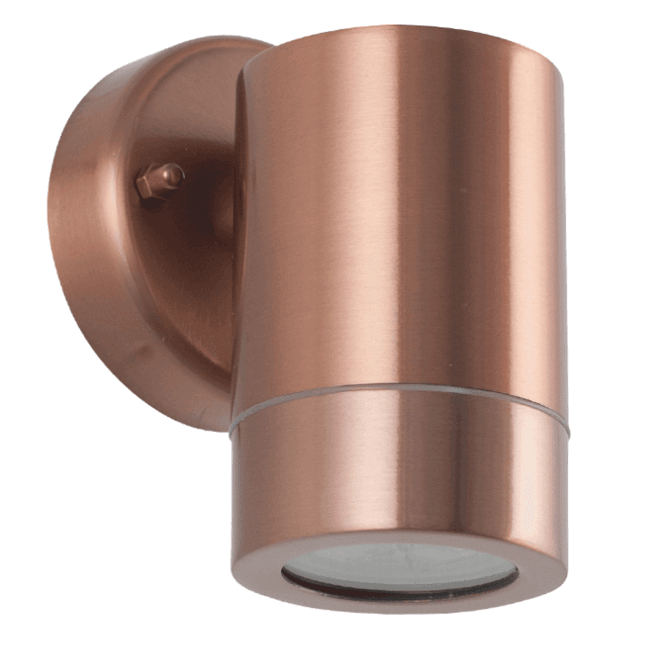 Click to view product details and reviews for Copper Metal Fixed Spot Wall Light.
