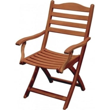 Cornis Folding Carver Chair