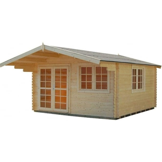 County Log Cabin Two Sizes
