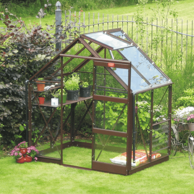 Click to view product details and reviews for Craftsman 6 X 6 Greenhouse.